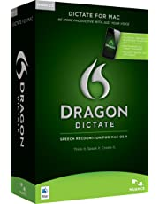 Dragon Dictate 2.5 (Mac)