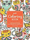 Posh Adult Coloring Book: Cats & Kittens for Comfort & Creativity (Posh Coloring Books)