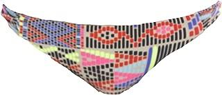 product image for Mara Hoffman Mayan Print Basket Weave Bikini Bottom, X-Small