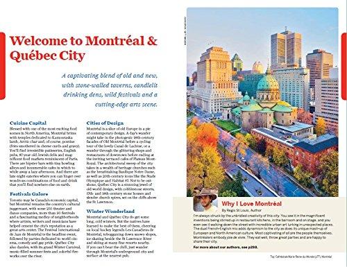 Montréal & Québec City 4 (City Guides): Amazon.es: Gregor Clark: Libros en idiomas extranjeros