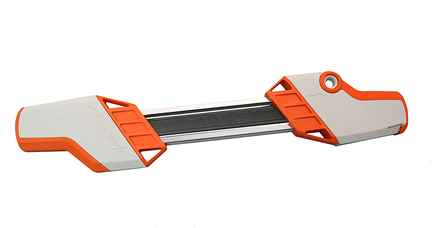 Stihl 2 In 1 Easy File Chainsaw Chain Sharpener 1/4 Inch Pitch