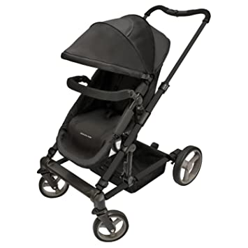 Amazon.com : Harmony Secure All-in-One Modular Stroller, Black : Baby