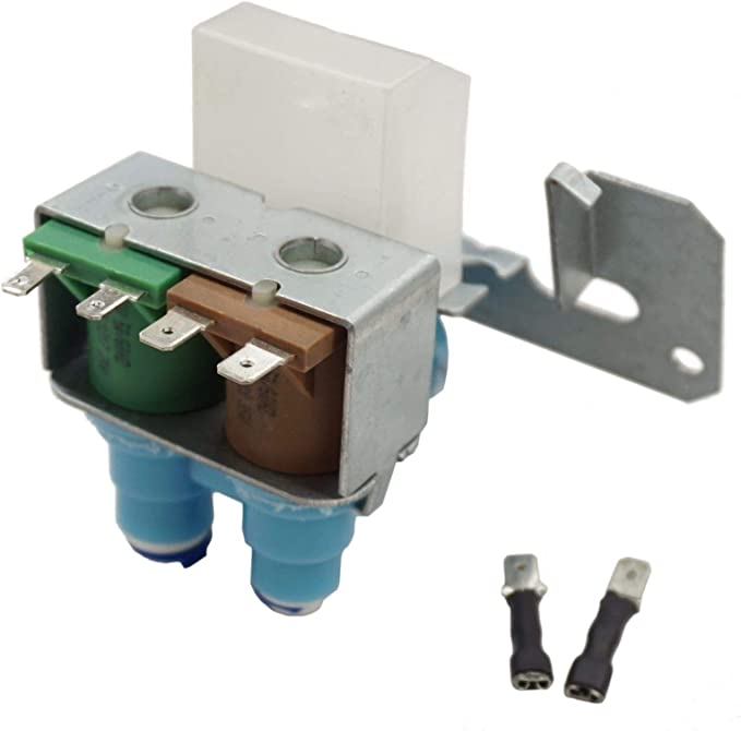 WR57X10051 Refrigerator Water Valve for GE WR57X10032 AP3672839 PS901314 Pump
