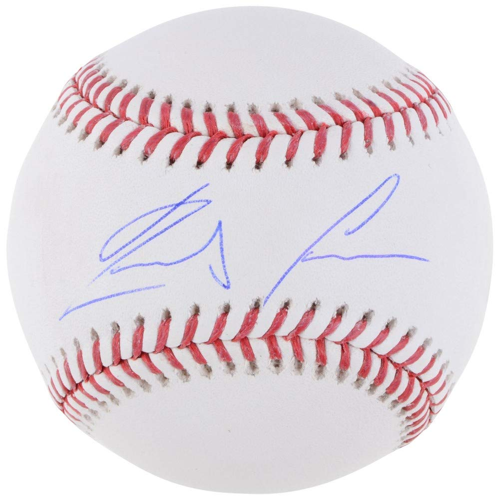 Ronald Acuna Jr. Autographed Signed Rawlings Official Major League Baseball - JSA Authentic