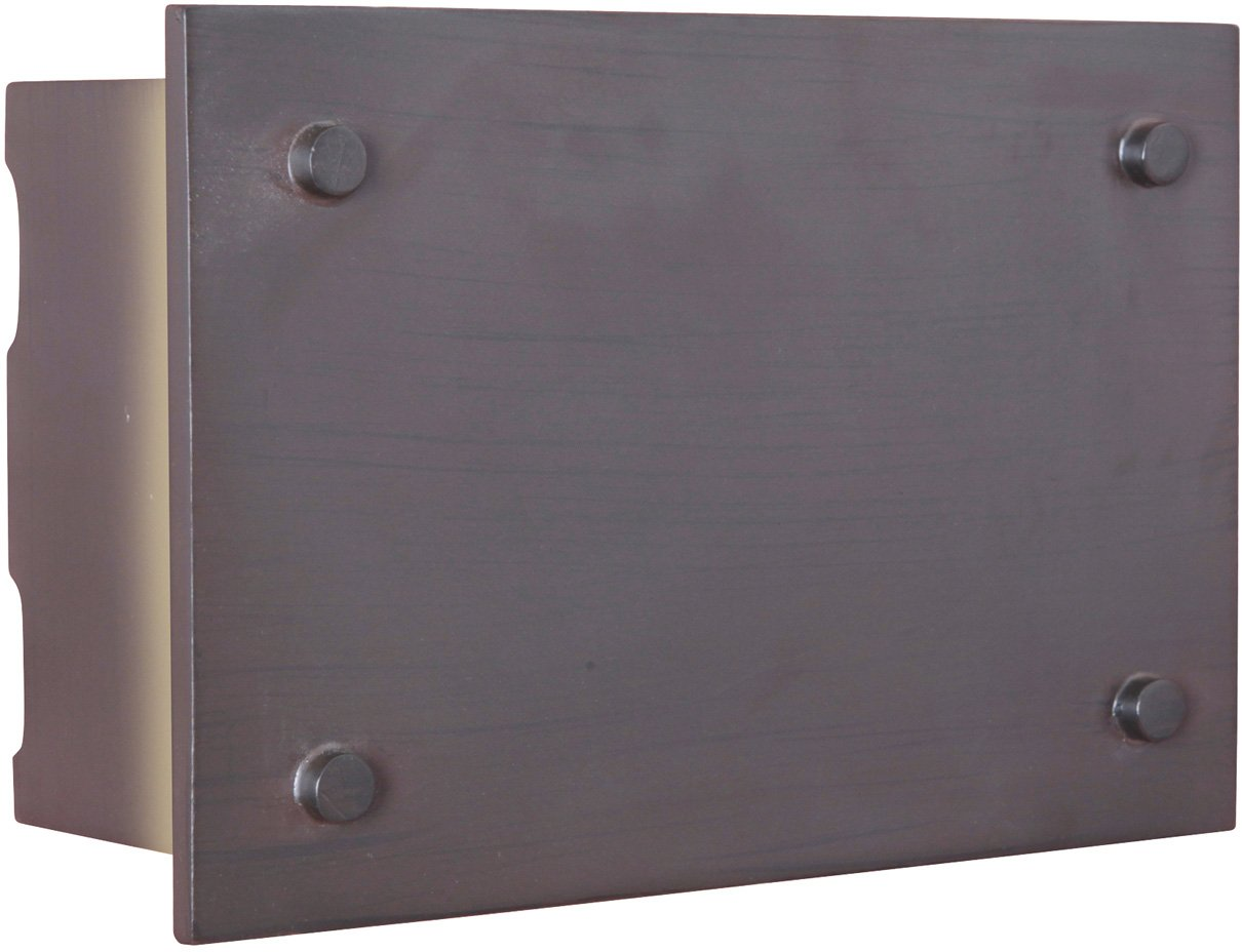 Craftmade ICH1600-AI Industrial Rectangle Lighted Chime