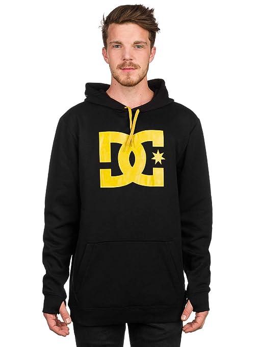 DC Shoes Fleece Top Snow Star Po M Otlr kvj0, hombre, Fleece Top Snowstar
