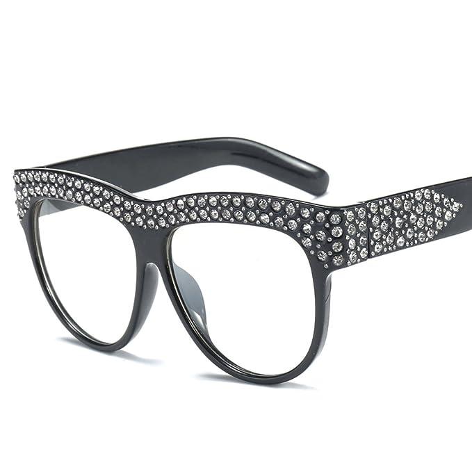 Amazon.com: Para mujer marcos de óptico marcos anteojos de ...