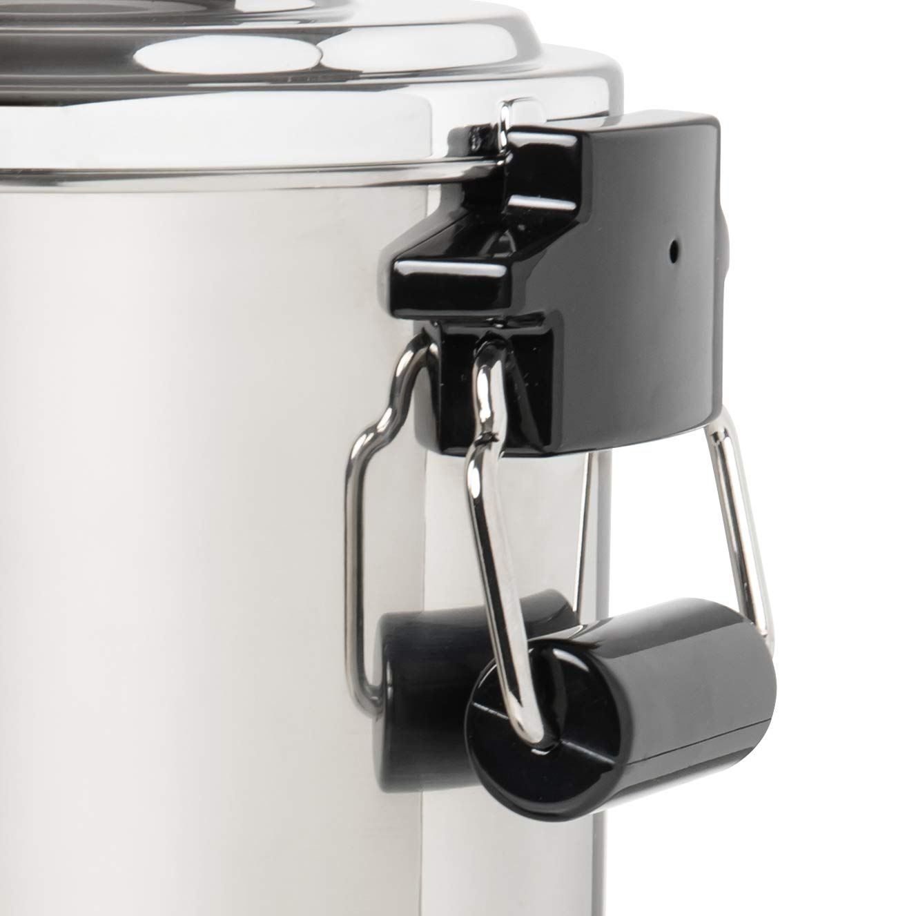 Nostalgia HomeCraft CU30SS Quick-Brewing 1000-Watt Automatic Coffee Urn, 30-Cup, Stainless Steel by Nostalgia (Image #4)