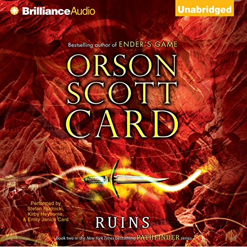 Ruins: Pathfinder, Book 2 Audiobook [Free Download by Trial] thumbnail
