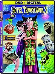 Hotel Transylvania 3 - DVD + Digital