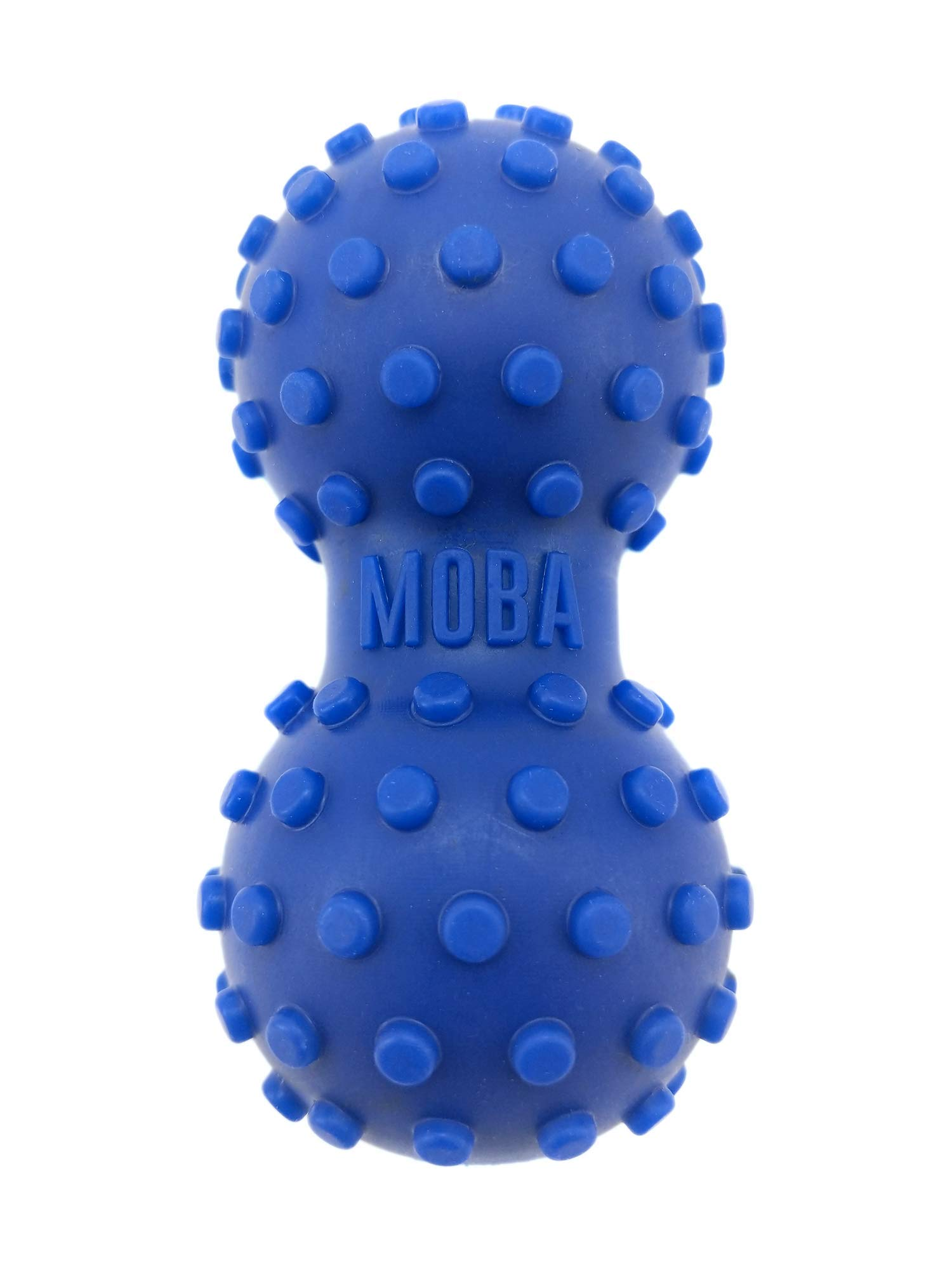 Moba Mobility - Peanut Ball Massage Roller - Vibrating Double Ball Roller Designed for Back, Neck, and Total Body Muscle Relief - Great for Trigger Point Myofascial Release and Still Point Induction by Moba Mobility, LLC