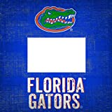 NCAA Florida Gators ''Team Name'' 4 in. x 6 in. Wood Photo Frame