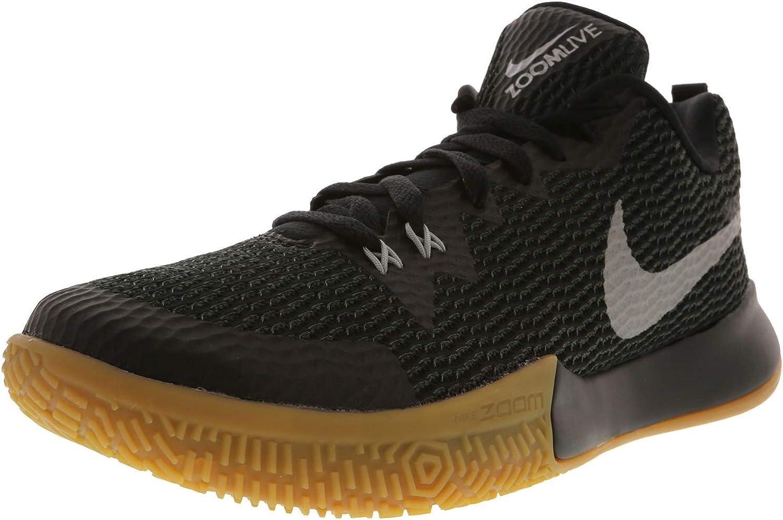 Ru a pesar de Monasterio  Amazon.com | Nike Men's Zoom Live Ii Ankle-High Running Shoe | Road Running