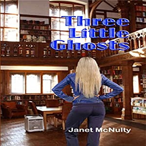 Three Little Ghosts Audiobook