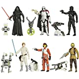 Star Wars B3445EU4 The Force Awakens Figure Space Mission, Assorted