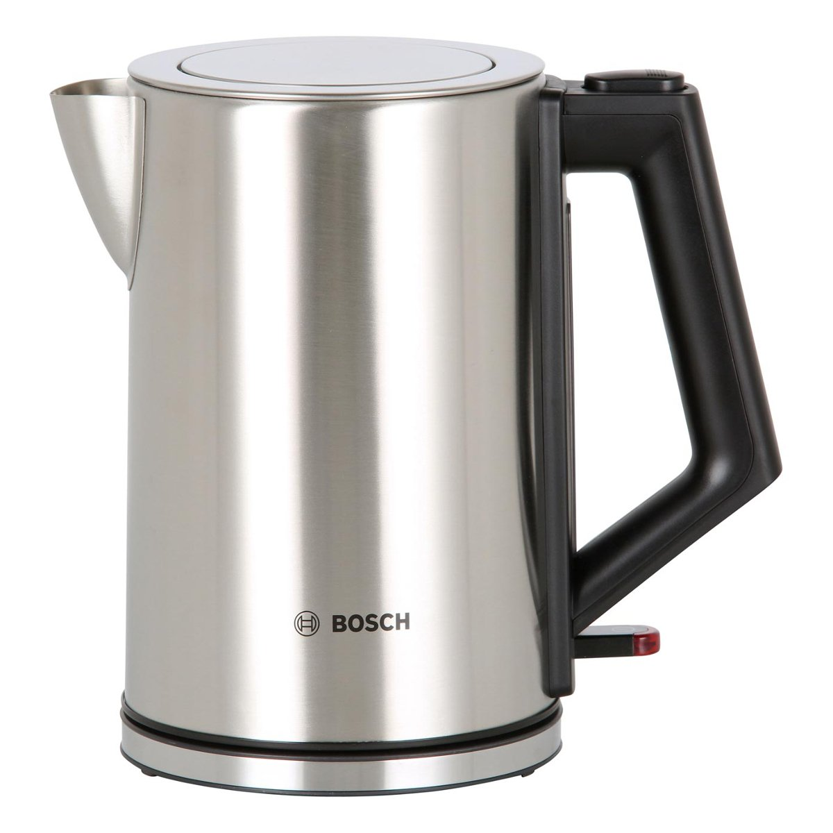 BOSCH TWK7101GB City Kettle, 1.7 Litre, 3000 W, Stainless Steel BSH Home Appliances