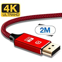 4K HDMI Cable 3m,Capshi High Speed 18Gbps HDMI 2.0 Cable,4K, 3D, 2160P, 1080P, Ethernet - 28AWG Braided HDMI Cord - Audio Return(ARC) Compatible UHD TV, Blu-ray, Xbox, PS4, PS3, PC