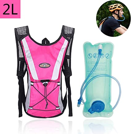 Outdoor Water Bladder Bag Hydration Packs Storage Hiking Climbing Cycling