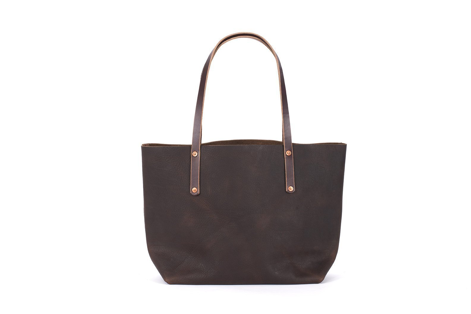 Leather Tote Bag - Avery Tote