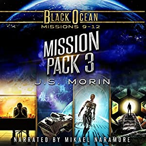 Black Ocean Mission Pack 3 Audiobook