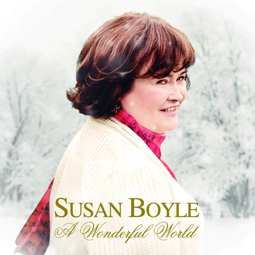 A Wonderful World von Susan Boyle