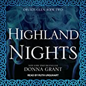 Highland Nights: Druids Glen, Book 2 | Donna Grant