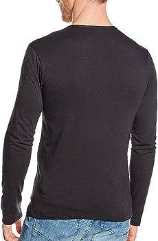 Abanderado Termal Termaltech Camiseta térmica para Hombre: Amazon ...
