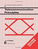 Telecommunications Principles, O'Reilly, J. J., 0412437007