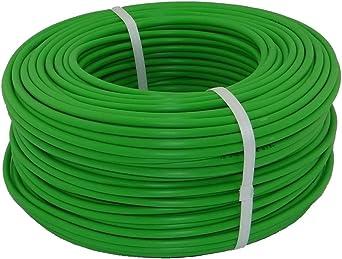 Yh, 2 x 2 x 0,8, 100 m color verde Cable de datos ST 100 m, J-Y KNX