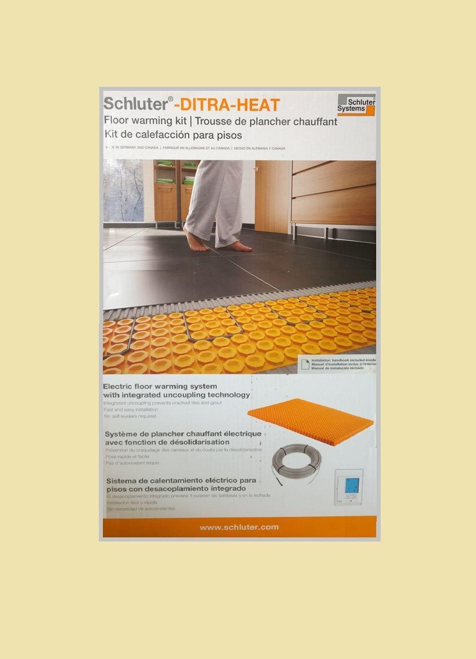 Schluter Heated Floor Specs Floor Matttroy