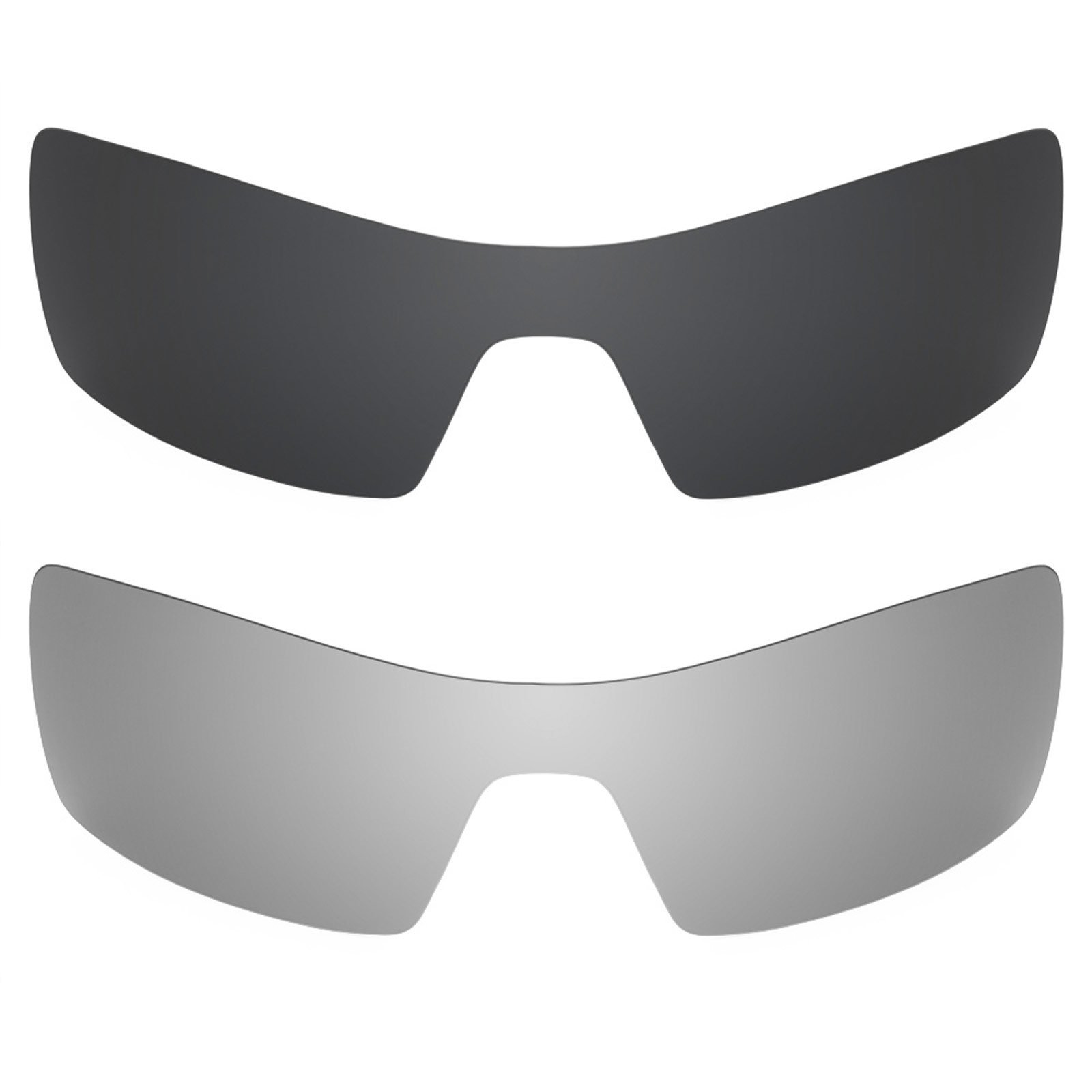 Revant Replacement Lenses for Oakley Oil Rig 2 Pair Combo Pack K001 by Revant