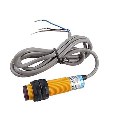 Interruptor E18-B01P1 DC 6-36V infrarrojo del sensor de proximidad fotoeléctrico
