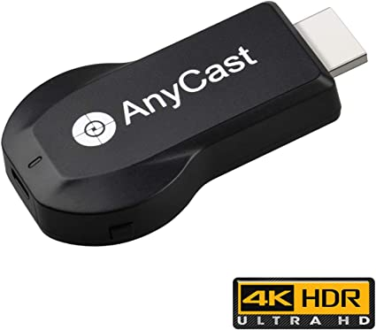 Wecast M2 Dongle Smartphone HDMI WiFi Display TV Wireless Share Push Receiver