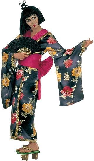 Aptafêtes – Disfraz de Geisha – Raso: Amazon.es: Juguetes y juegos