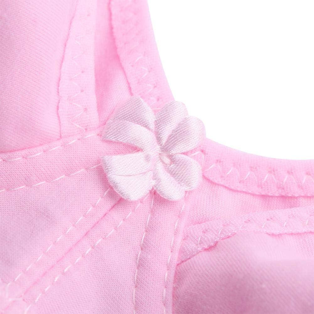 Reggiseno di maternit/à in cotone davanti aperto Reggiseno di maternit/à in gravidanza reggiseno allattamento per lallattamento 34//75-rosa