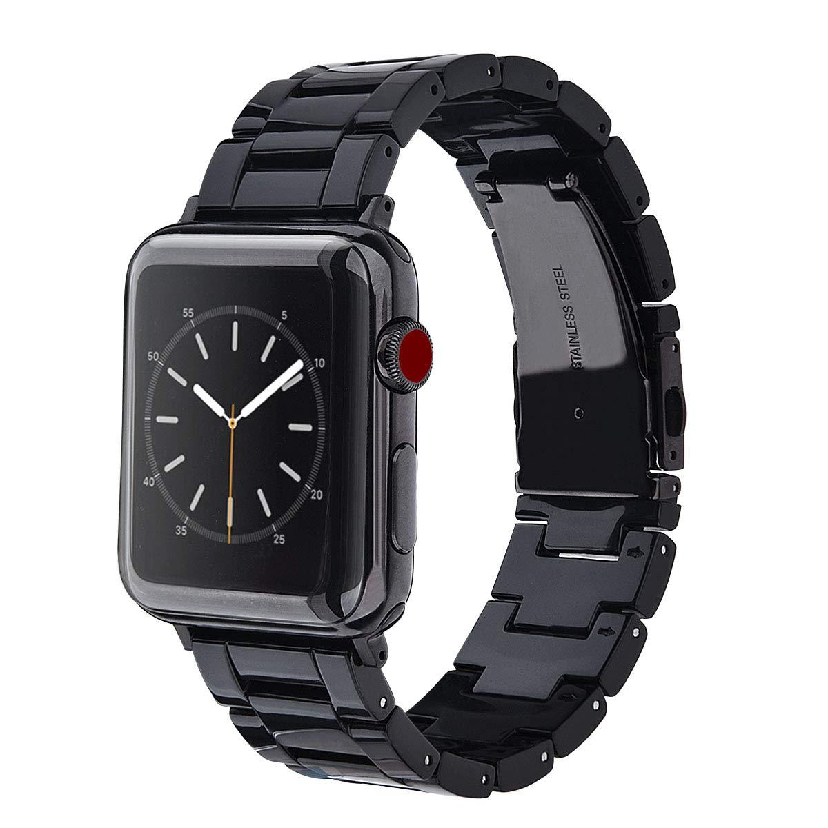 Malla Acero para Apple Watch (42/44mm) V-MORO [7J6RGTVK]