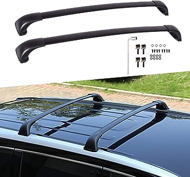 OE Style For 2014 2015 2016 2017 2018 Toyota Highlander LE Roof Rack Cross Bars