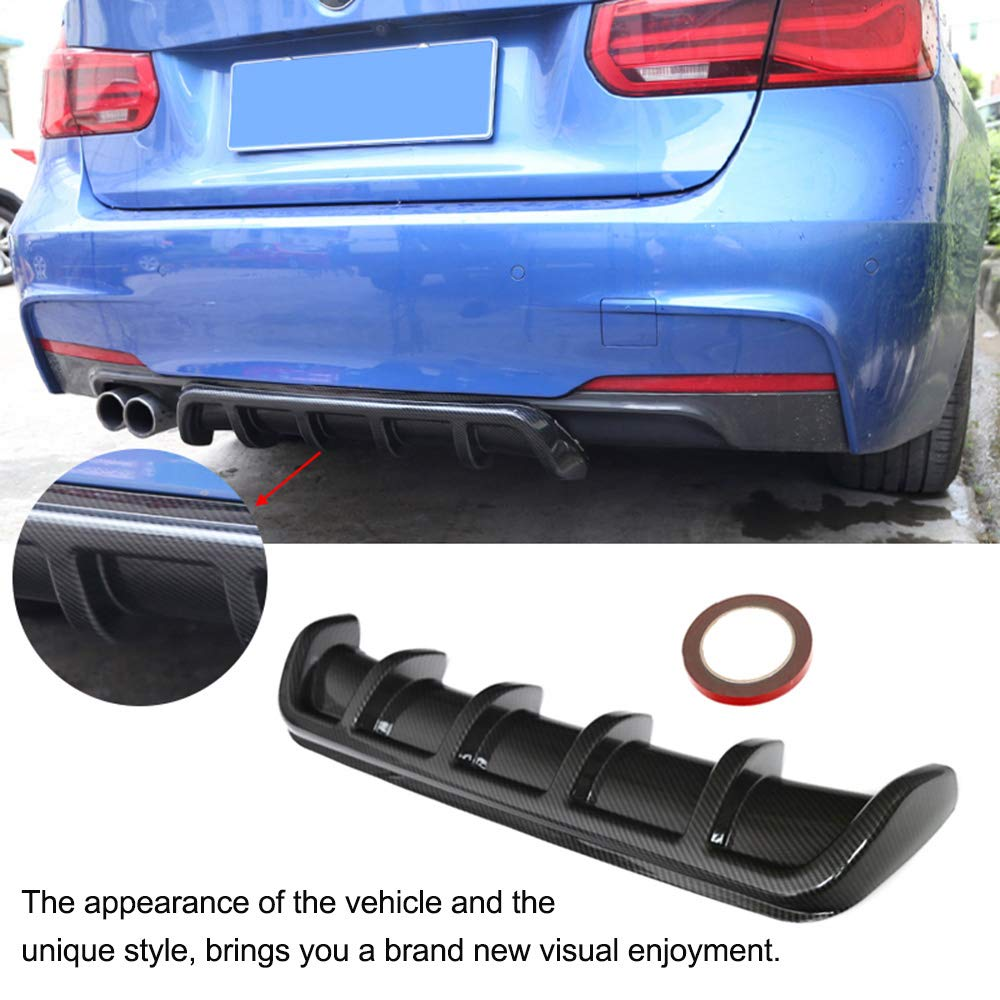 10 PC AIR VORTEX GENERATOR//DIFFUSER FIN SET//KIT FOR SPOILER ROOF WING TRUNK P3