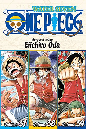 One Piece: Water Seven 37-38-39, Vol. 13 (Omnibus Edition) (One Piece (Omnibus Edition))