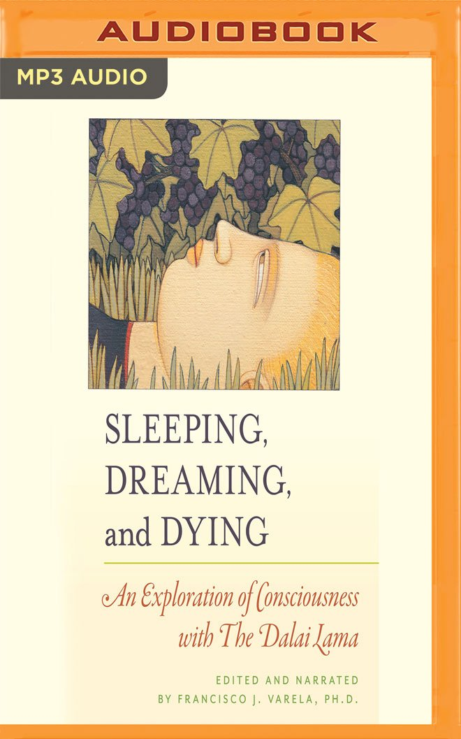 Sleeping, Dreaming, and Dying: An Exploration of Consciousness with The Dalai Lama PDF