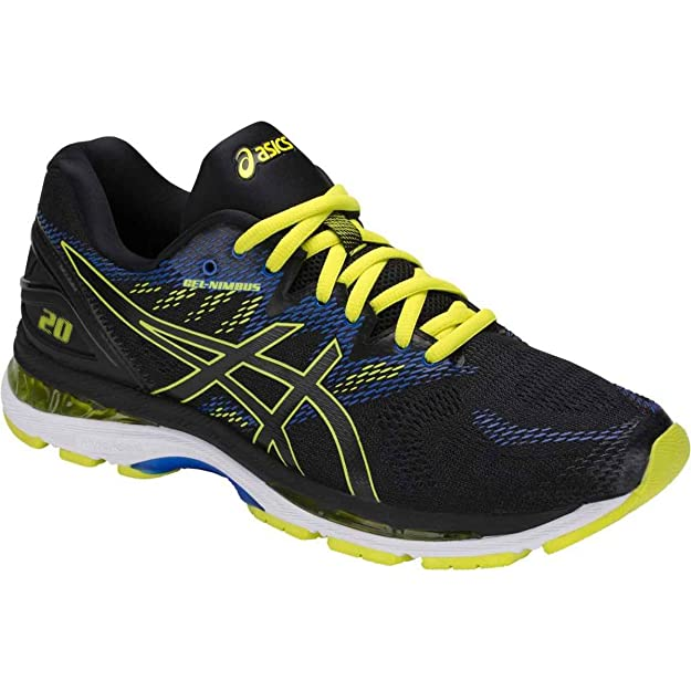 ASICS GEL-Nimbus 20 Running Shoes review