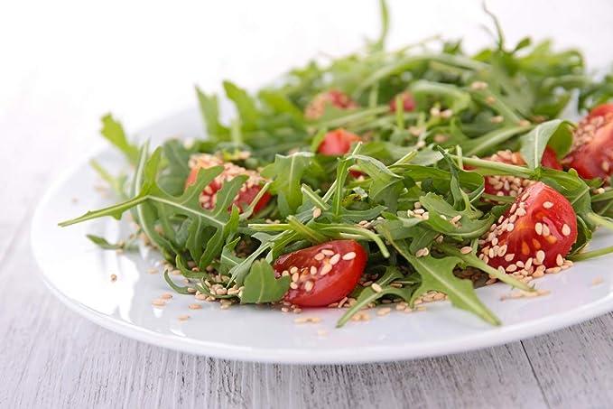 Food to Live Semillas de sésamo orgánicas certificadas (crudas, descascaradas) 453 gramos: Amazon.es: Alimentación y bebidas