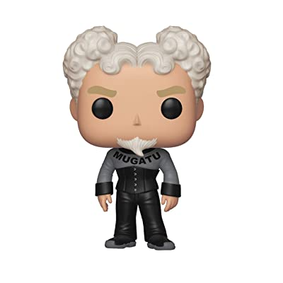 Funko Pop! Movies: Zoolander - Mugatu (Styles May Vary): Toys & Games