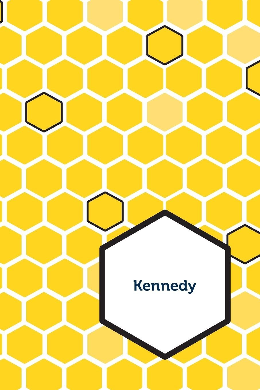 Download Etchbooks Kennedy, Honeycomb, College Rule pdf