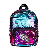 Style.Lab Fashion Angels Magic Sequin Mini Backpack-Muti/Silver, Multi