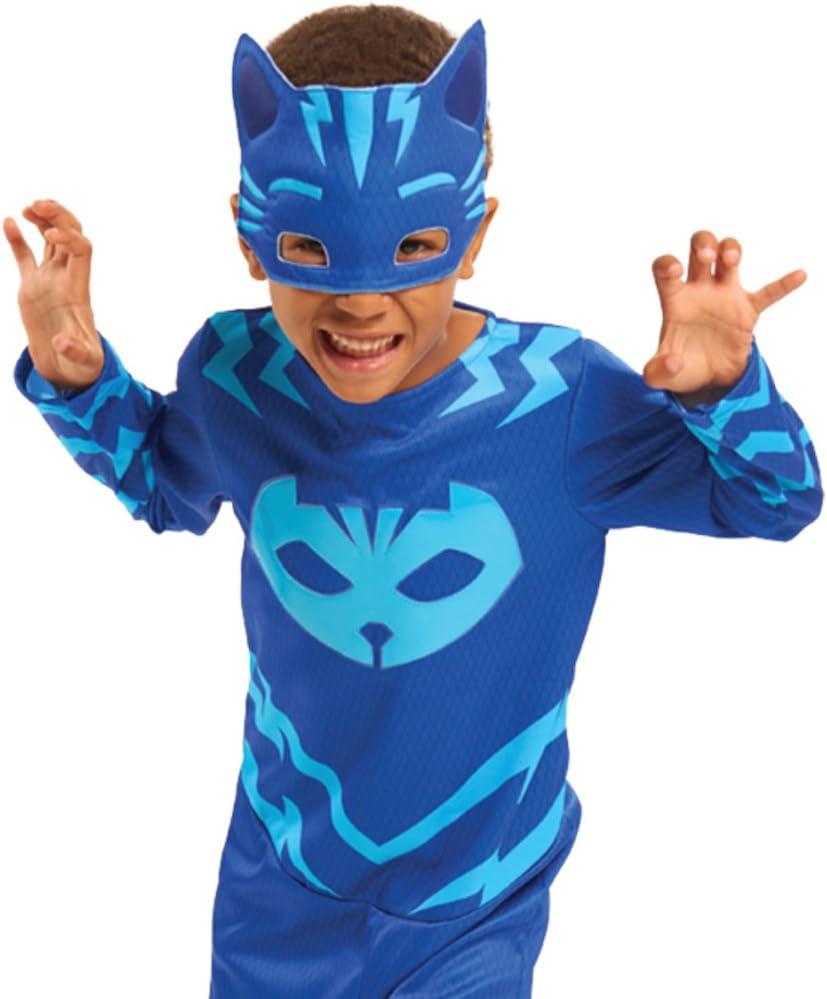 Giochi Preziosi PJ Masks PJM071 Traje de fantasía para niños ...