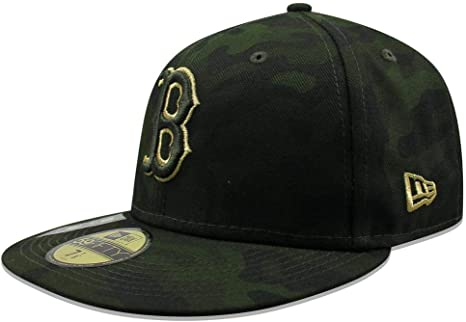New Era Boston Red Sox 2019 Mlb Armed Forces Day On Field 59fifty