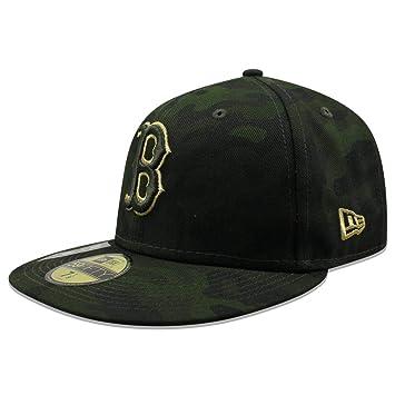 najniższa cena kup najlepiej później New Era Boston Red Sox 2019 MLB Armed Forces Day On-Field 59FIFTY Fitted  Hat - Camo