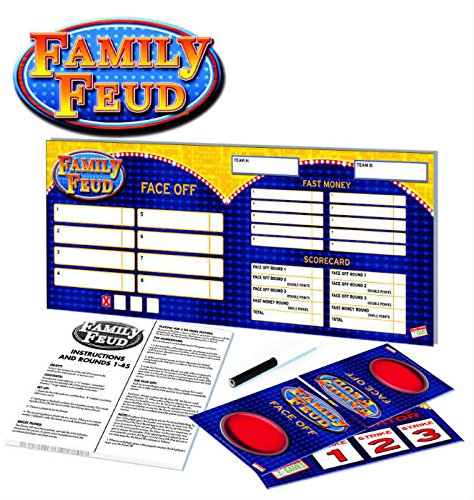 cd067d3a1e1 Amazon.com  Family Feud 6th Edition - Game Show Home Edition   ndlessGamesEndlessGames  Toys   Games