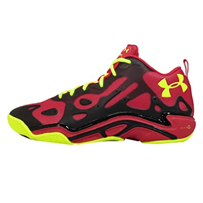 04275af8f9b23 Under Armour Mens UA Micro G® Anatomix Spawn 2 Low Basketball Shoes ...